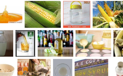 Corn Syrop images from google